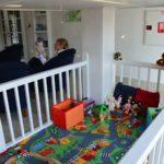 Detský kútik pre najmenších hotela Malvázia