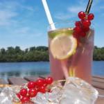 Letné drinky v Malvázii