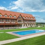 Ubytovanie vo wellness hoteli neďaleko Bratislavy