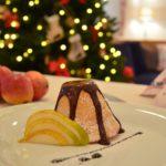 Vianočná bábovka v reštaurácii Malvázia