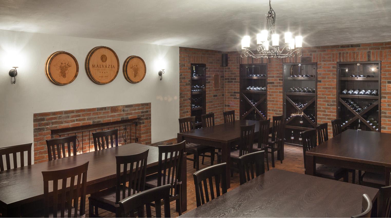 Vínna pivnica Malé Karpaty