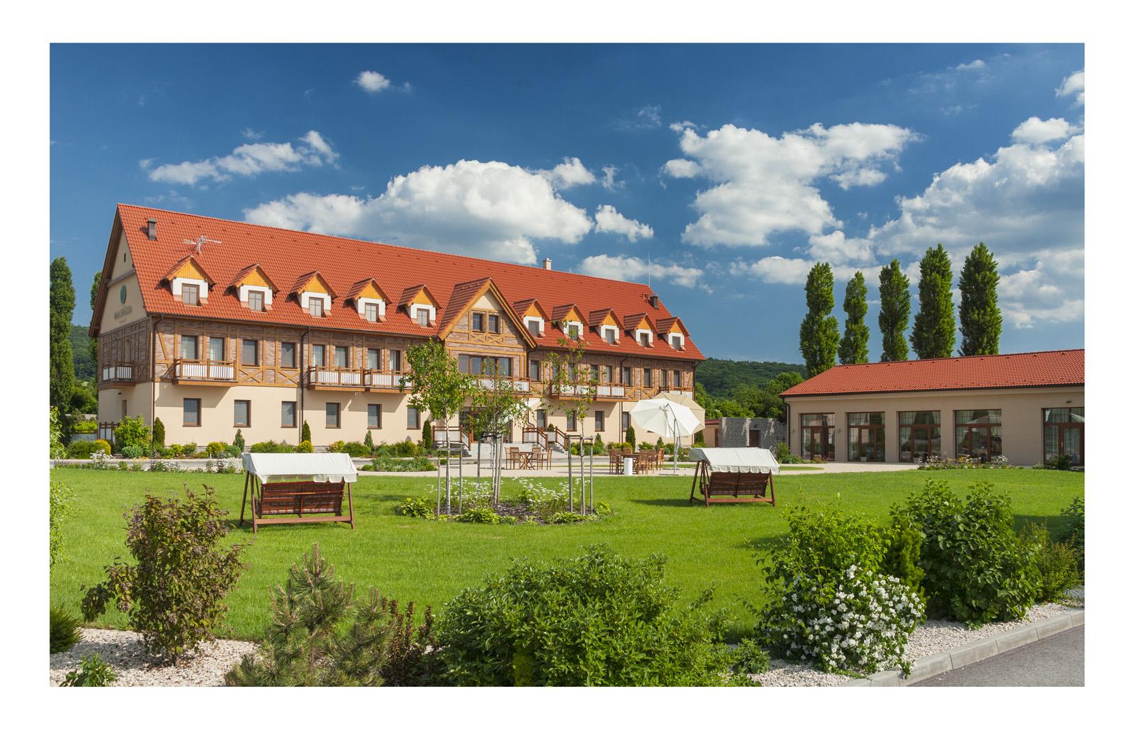 Wellness hotel Malvázia pri Bratislave
